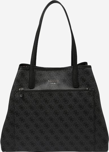 Pirkinių krepšys 'VIKKY' iš GUESS, spalva – tamsiai pilka / juoda, Prekių apžvalga
