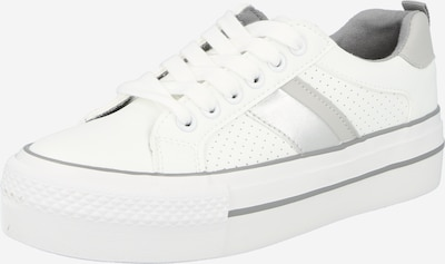 Refresh Sneakers low in Grey / Silver / White, Item view