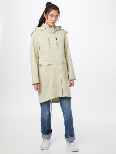 PATRIZIA PEPE Mantel in beige, Modelansicht