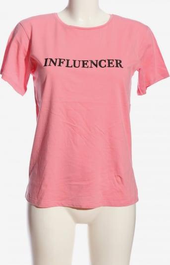 Calliope T-Shirt in S in pink / schwarz, Produktansicht