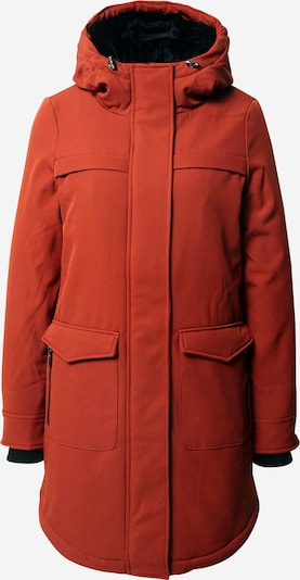 ONLY Parka 'Maastricht' in orange, Produktansicht