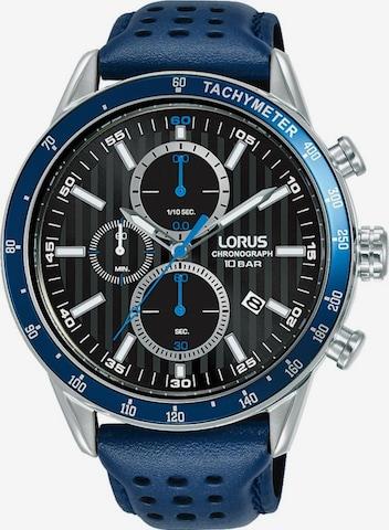 LORUS Chronograph in Blau