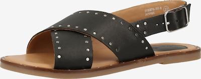 KICKERS Sandale in schwarz, Produktansicht