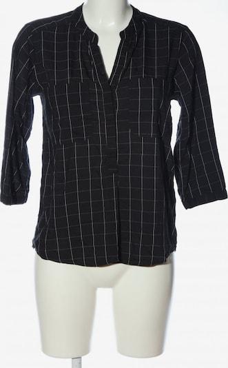 VERO MODA Hemd-Bluse in M in schwarz / weiß, Produktansicht