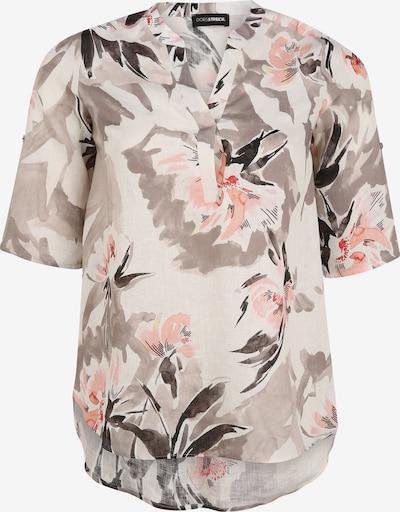 Doris Streich Bluse in mischfarben / koralle / pink, Produktansicht