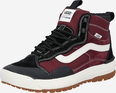 VANS Sneakers hoog 'Ultra Range EXO Hi MTE' in de kleur Bordeaux / Zwart / Wit, Productweergave