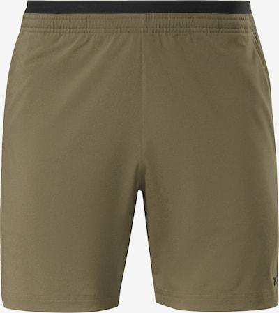 Reebok Sport Shorts in khaki, Produktansicht
