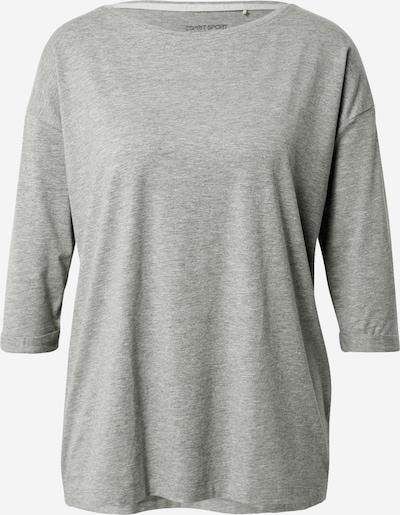 ESPRIT SPORT Functioneel shirt in de kleur Grijs, Productweergave