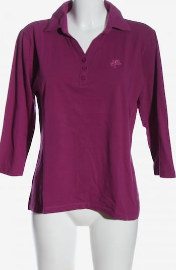 Via Appia Due Longsleeve in XL in pink, Produktansicht