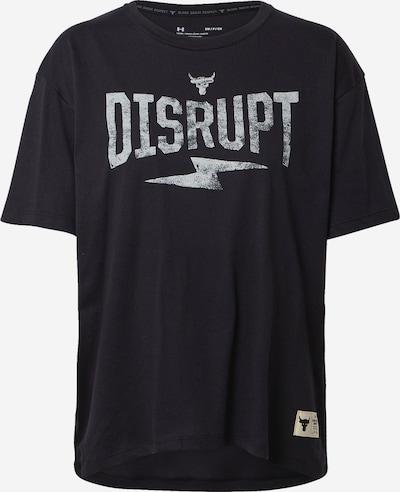 UNDER ARMOUR Funkční tričko 'Rock Disrupt' - šedá / černá, Produkt