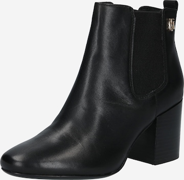 TOMMY HILFIGER Chelsea Boots in Black