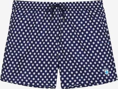 HOM Shorts de bain ' Gordes ' en bleu marine, Vue avec produit