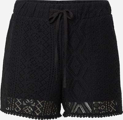 VERO MODA Pantalon 'Olea' en noir: Vue de face