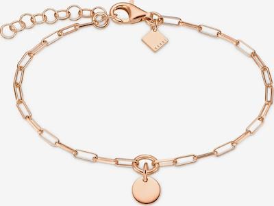 QOOQI Armband in rosegold, Produktansicht
