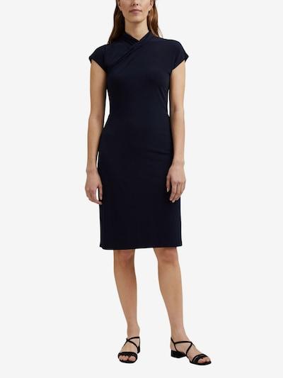 Esprit Collection Robes en maille en bleu, Vue avec modèle