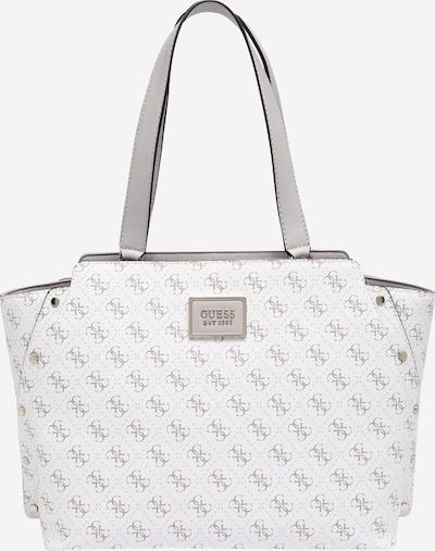 GUESS Ročna torbica 'TYREN' | puder / bela barva, Prikaz izdelka