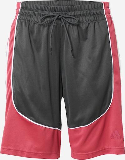 ADIDAS PERFORMANCE Sportovní kalhoty - šedá / červená / bílá, Produkt