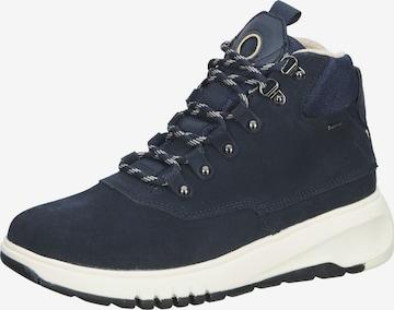 GEOX High-Top Sneakers in Blue