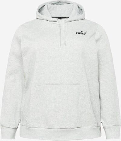 PUMA Sweatshirt in de kleur Grijs gemêleerd / Zwart, Productweergave