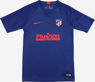 NIKE Functioneel shirt 'Atlético de Madrid Strike' in de kleur Royal blue/koningsblauw / Watermeloen rood / Wit, Productweergave