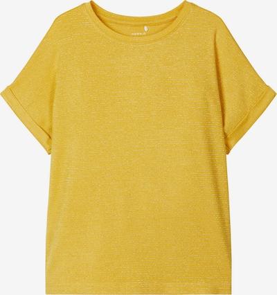 NAME IT T-Shirt in gelb, Produktansicht
