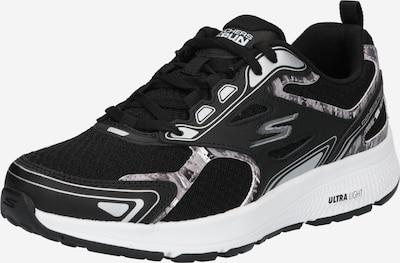Sneaker low SKECHERS pe gri-maro / negru / alb, Vizualizare produs