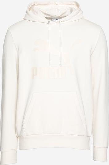 PUMA Collegepaita värissä pastellioranssi / valkoinen, Tuotenäkymä