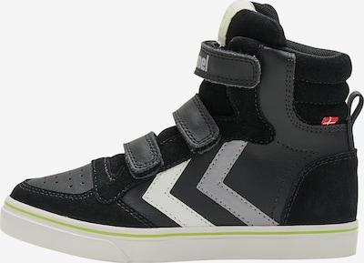 Hummel Sneaker High in schwarz, Produktansicht