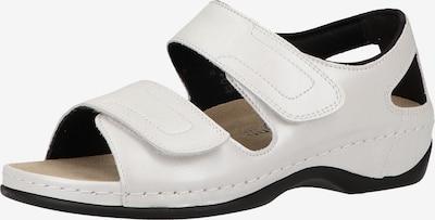 BERKEMANN Sandalen in weiß, Produktansicht