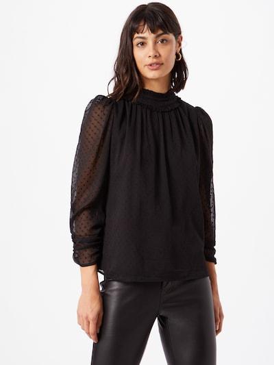 ONLY Bluse 'Riva' in schwarz, Modelansicht