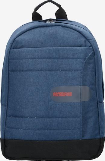 American Tourister Rucksack 'Sonicsurfer' in blau / rot / schwarz, Produktansicht