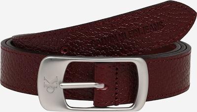 Calvin Klein Jeans Opasky - malinová, Produkt