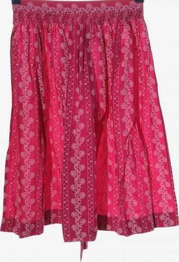 HAMMERSCHMID Trachtenschürze in XS-XL in pink / weiß, Produktansicht