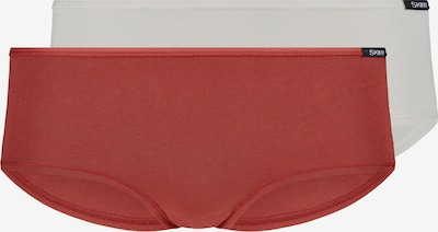 Skiny Panty in Red / White, Item view