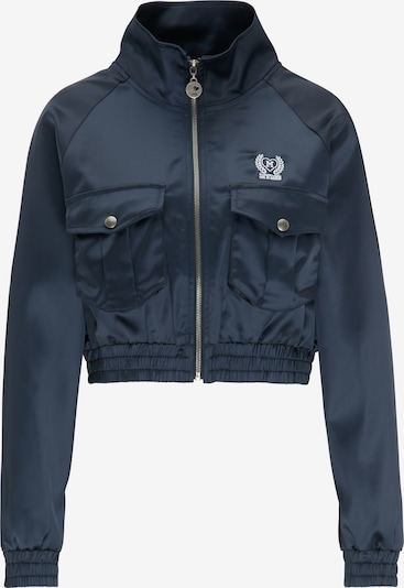 MYMO Jacke in marine / weiß, Produktansicht