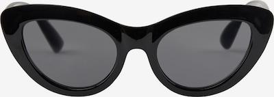 PIECES Okulary przeciwsłoneczne 'Line' w kolorze czarnym, Podgląd produktu