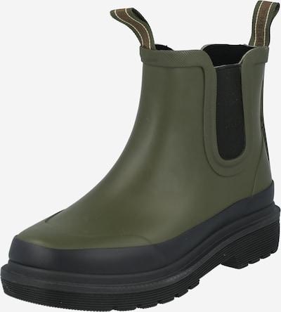 ILSE JACOBSEN Gumene čizme u kaki / crna, Pregled proizvoda