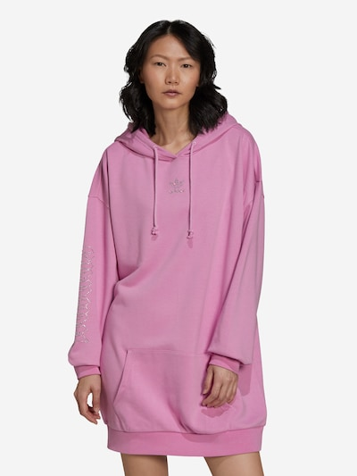 ADIDAS ORIGINALS Kleid in rosa, Modelansicht