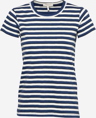 rag & bone Shirt in de kleur Navy / Zwart / Wit, Productweergave