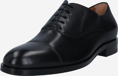 BOSS Обувки с връзки 'Hunton' в черно, Преглед на продукта