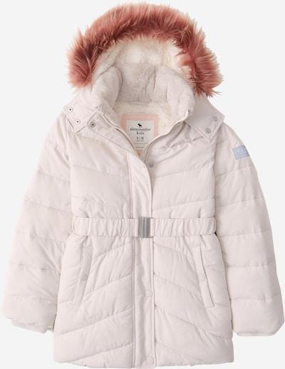 Žieminė striukė iš Abercrombie & Fitch , spalva - kremo, Prekių apžvalga