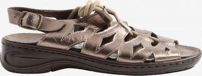 Jenny Komfort-Sandalen in 39 in bronze, Produktansicht