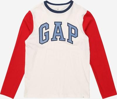 GAP Majica u plava / crvena / bijela, Pregled proizvoda