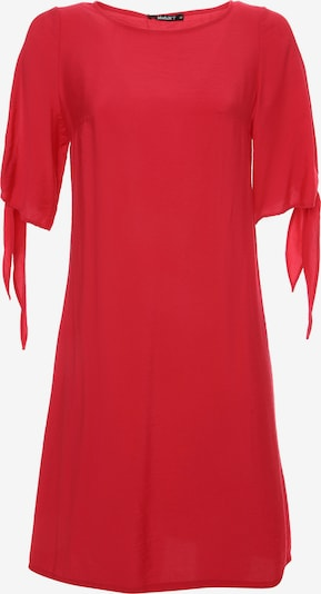 Madam-T Sommerkleid 'GZHELA' in rot, Produktansicht