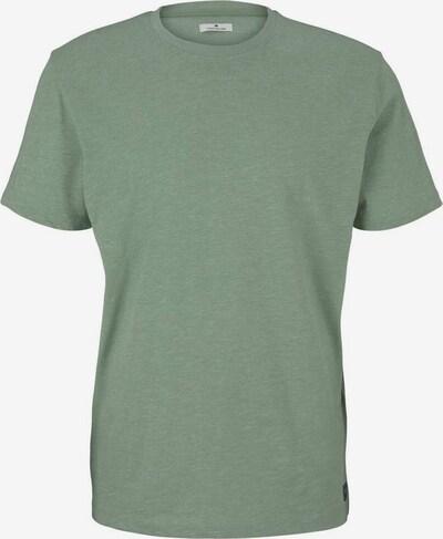TOM TAILOR T-Shirt en vert, Vue avec produit
