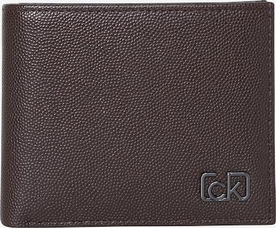 Piniginė iš Calvin Klein , spalva - tamsiai ruda, Prekių apžvalga