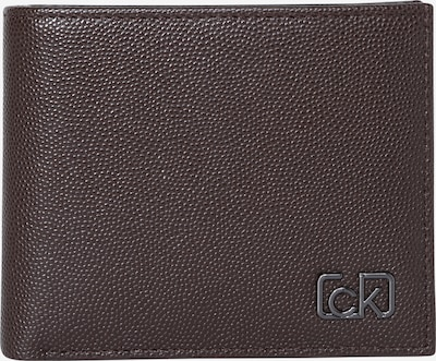 Calvin Klein Kabatas portfelis tumši brūns, Preces skats