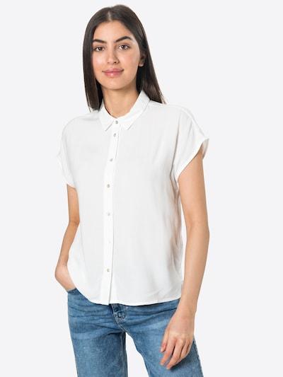 ONLY Bluse 'MIMI' in weiß, Modelansicht