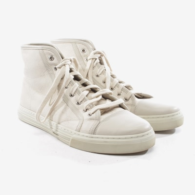 Gucci High-Top Sneaker in 42 in greige, Produktansicht
