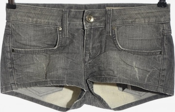 Fornarina Jeansshorts in S in Grau